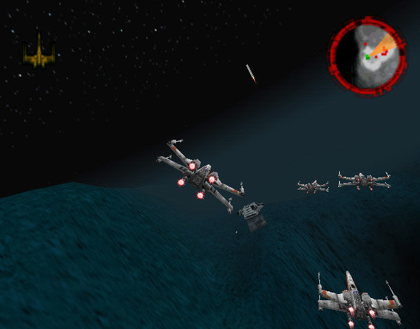 Star Wars Rogue Squadron Factor 5 LucasArts PC N64 Nintendo 64 Shooter Xtreme Retro 2