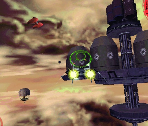 Star Wars Rogue Squadron Factor 5 LucasArts PC N64 Nintendo 64 Shooter Xtreme Retro 32