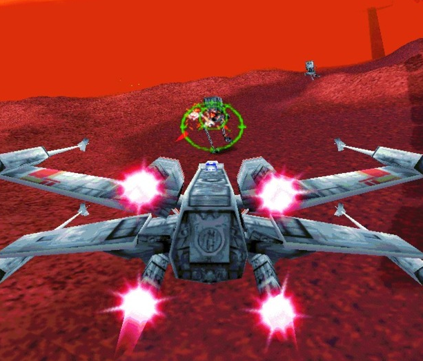 Star Wars Rogue Squadron Factor 5 LucasArts PC N64 Nintendo 64 Shooter Xtreme Retro 35