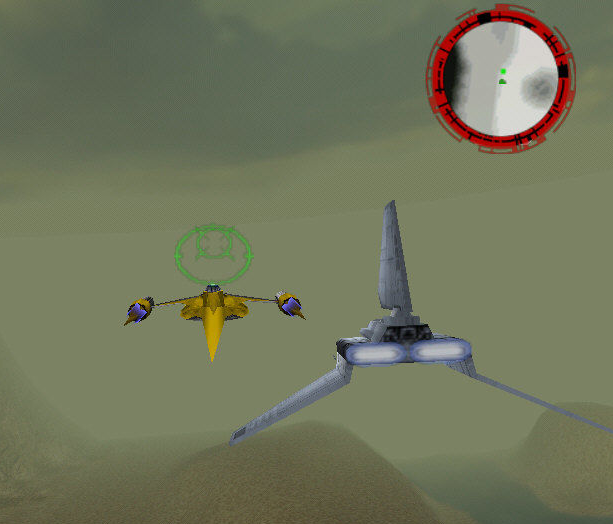 Star Wars Rogue Squadron Factor 5 LucasArts PC N64 Nintendo 64 Shooter Xtreme Retro 5