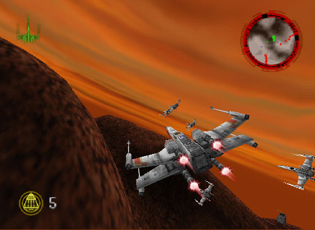 Star Wars Rogue Squadron Factor 5 LucasArts PC N64 Nintendo 64 Shooter Xtreme Retro 6