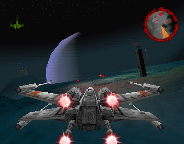 Star Wars Rogue Squadron Factor 5 LucasArts PC N64 Nintendo 64 Shooter Xtreme Retro 7