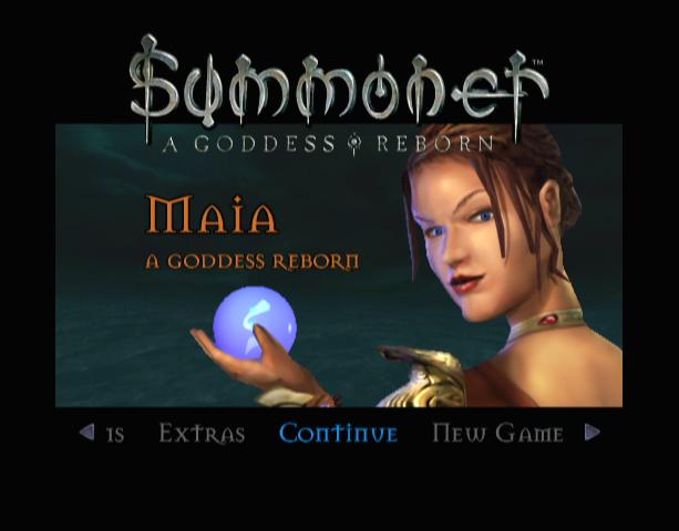 Summoner 2 A Goddess Reborn THQ RPG PS2 PlayStation 2 GC GameCube Xtreme Retro 1