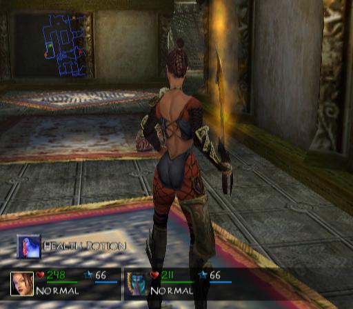 Summoner 2 A Goddess Reborn THQ RPG PS2 PlayStation 2 GC GameCube Xtreme Retro 11