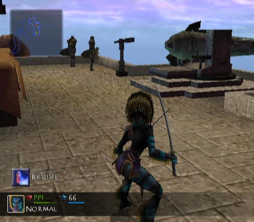 Summoner 2 A Goddess Reborn THQ RPG PS2 PlayStation 2 GC GameCube Xtreme Retro 16