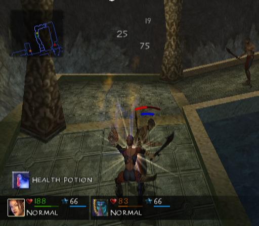 Summoner 2 A Goddess Reborn THQ RPG PS2 PlayStation 2 GC GameCube Xtreme Retro 27