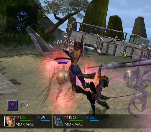 Summoner 2 A Goddess Reborn THQ RPG PS2 PlayStation 2 GC GameCube Xtreme Retro 5
