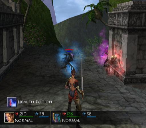 Summoner 2 A Goddess Reborn THQ RPG PS2 PlayStation 2 GC GameCube Xtreme Retro 6