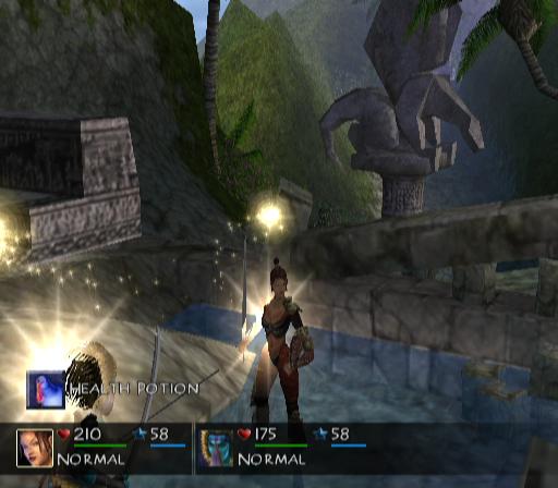 Summoner 2 A Goddess Reborn THQ RPG PS2 PlayStation 2 GC GameCube Xtreme Retro 9