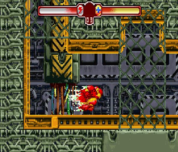 The Invincible Iron Man Marvel Comics Activision Nintendo Game Boy Advance GBA Xtreme Retro 11