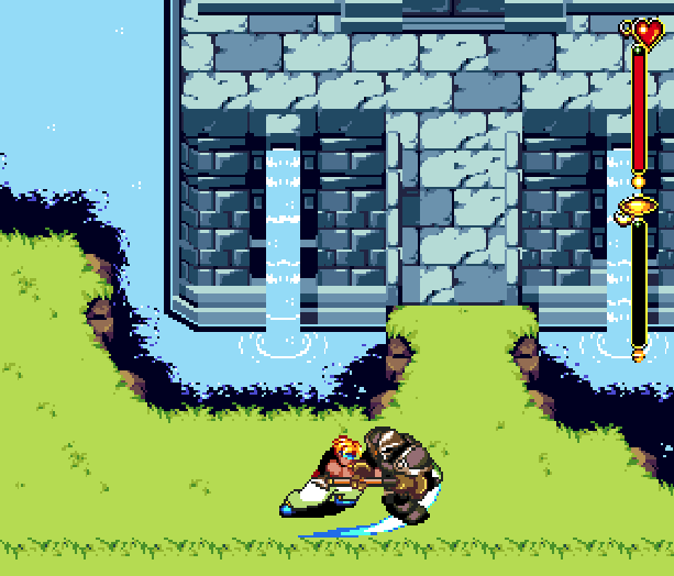 The Story of Thor Beyond Oasis Sega Genesis Mega Drive Ancient Yuzo Koshiro Xtreme Retro 13
