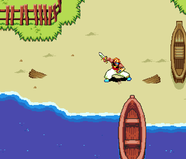 The Story of Thor Beyond Oasis Sega Genesis Mega Drive Ancient Yuzo Koshiro Xtreme Retro 4