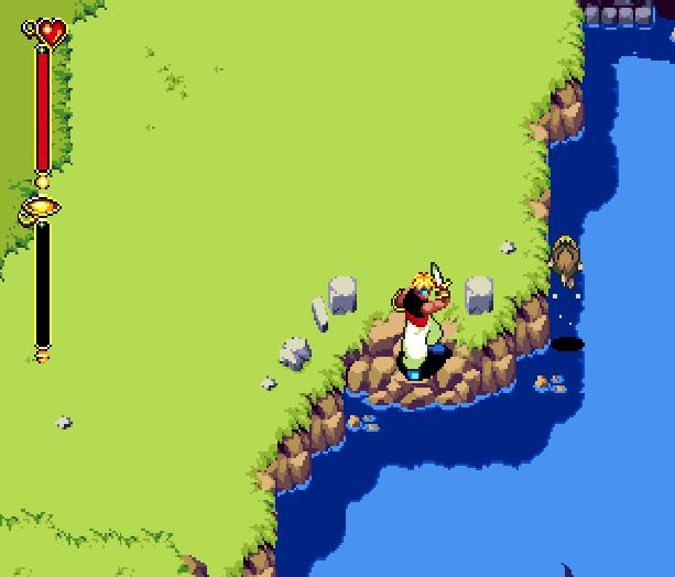 The Story of Thor Beyond Oasis Sega Genesis Mega Drive Ancient Yuzo Koshiro Xtreme Retro 7