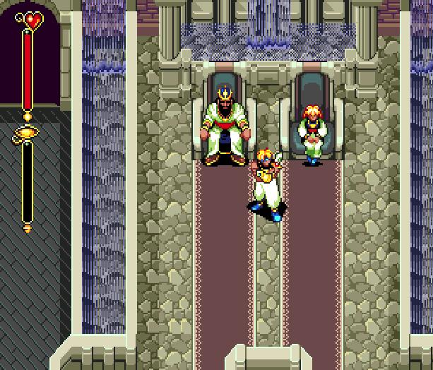 The Story of Thor Beyond Oasis Sega Genesis Mega Drive Ancient Yuzo Koshiro Xtreme Retro 9