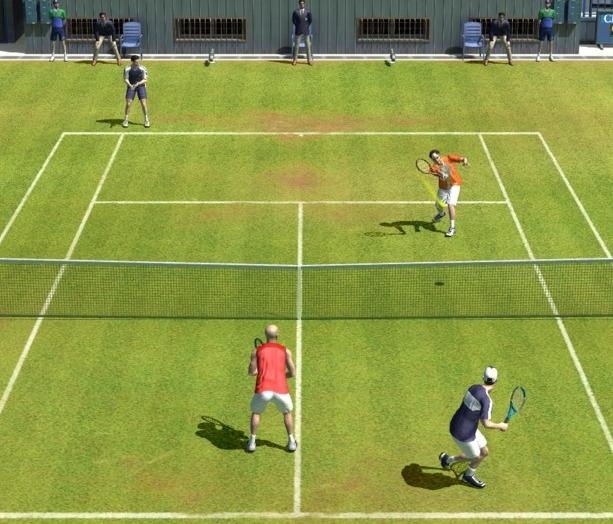 Virtua Tennis 3 Sega Xtreme Retro 1