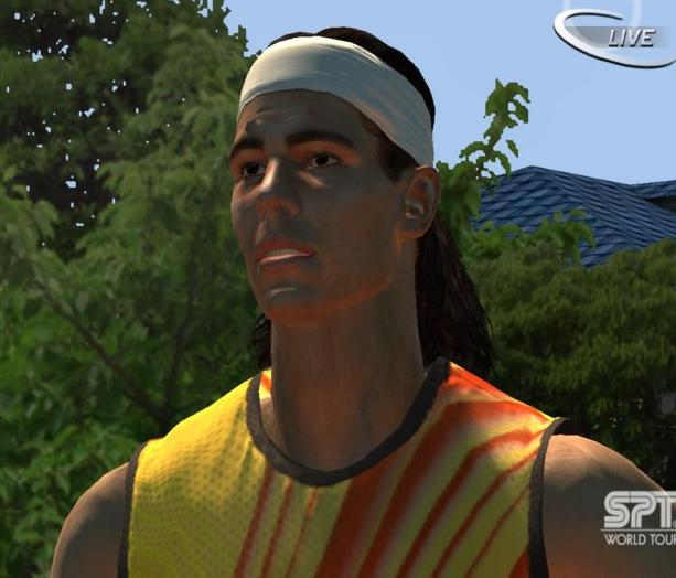 Virtua Tennis 3 Sega Xtreme Retro 10