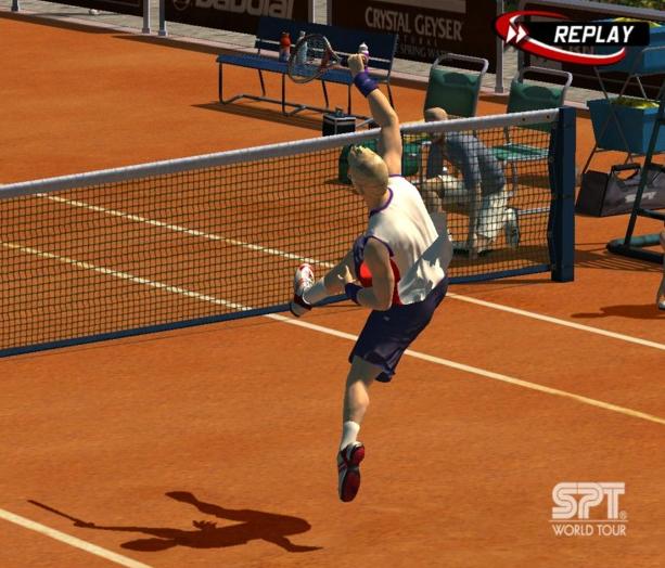 Virtua Tennis 3 Sega Xtreme Retro 11