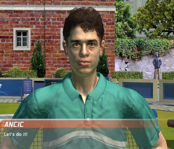 Virtua Tennis 3 Sega Xtreme Retro 12