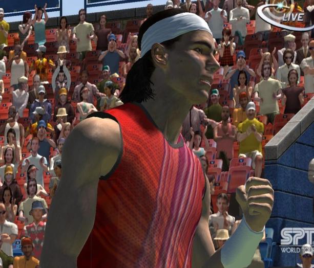Virtua Tennis 3 Sega Xtreme Retro 13