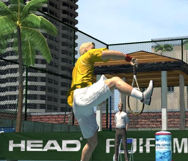 Virtua Tennis 3 Sega Xtreme Retro 15