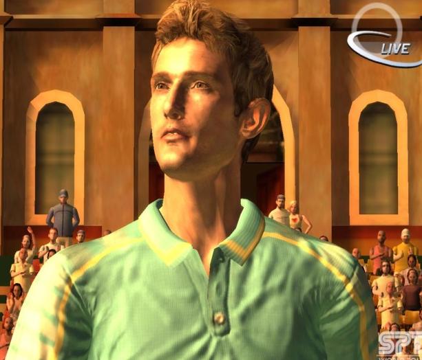 Virtua Tennis 3 Sega Xtreme Retro 18