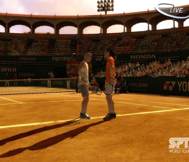 Virtua Tennis 3 Sega Xtreme Retro 20
