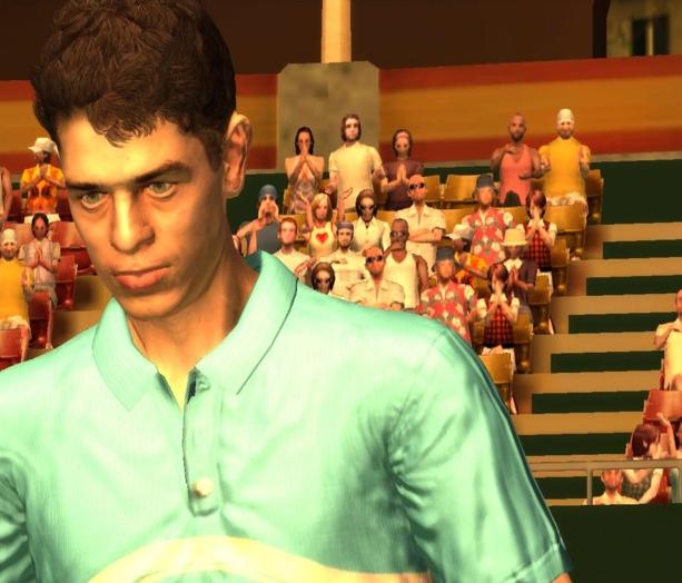 Virtua Tennis 3 Sega Xtreme Retro 22