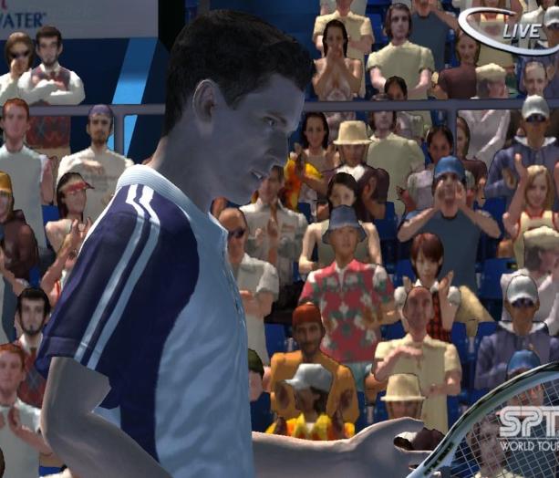Virtua Tennis 3 Sega Xtreme Retro 24