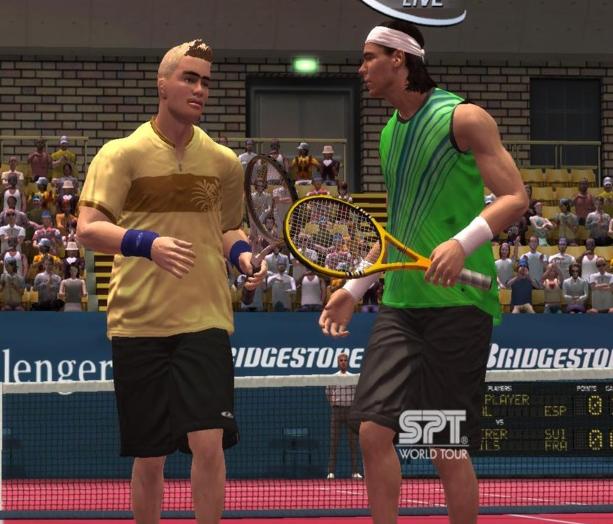 Virtua Tennis 3 Sega Xtreme Retro 5