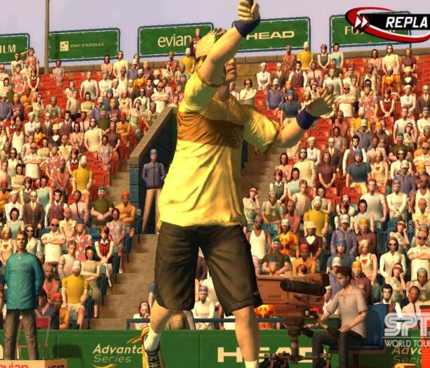 Virtua Tennis 3 Sega Xtreme Retro 6