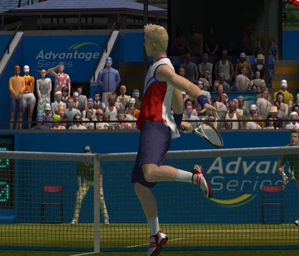 Virtua Tennis 3 Sega Xtreme Retro 8