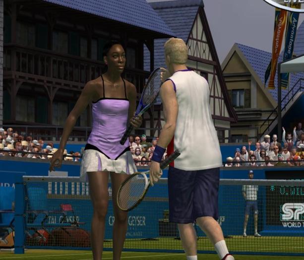 Virtua Tennis 3 Sega Xtreme Retro 9
