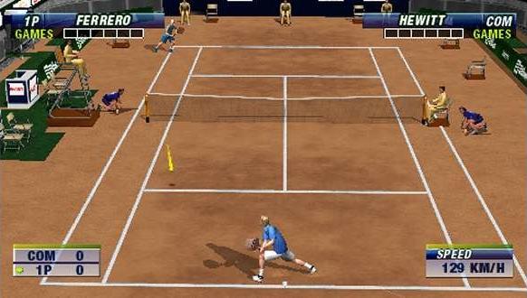 Virtua Tennis World Tour Sega PSP Xtreme Retro 3