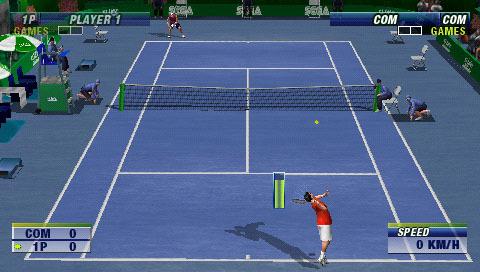 Virtua Tennis World Tour Sega PSP Xtreme Retro 4