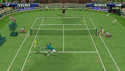 Virtua Tennis World Tour Sega PSP Xtreme Retro 7