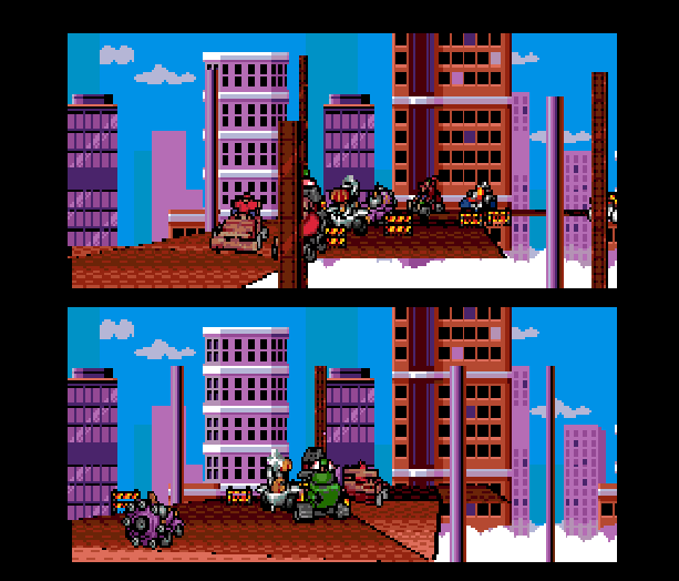 Wacky Races Sega Genesis Mega Drive Hanna Barbera Xtreme Retro 4