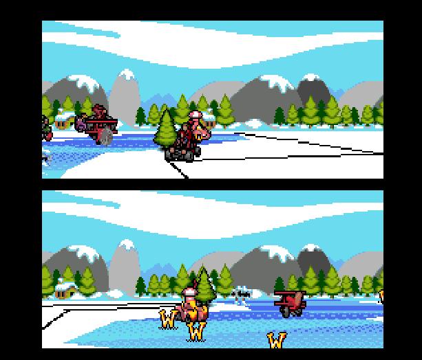 Wacky Races Sega Genesis Mega Drive Hanna Barbera Xtreme Retro 5