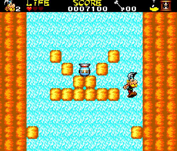 Asterix and the Secret Mision Sega Master System Xtreme Retro 10