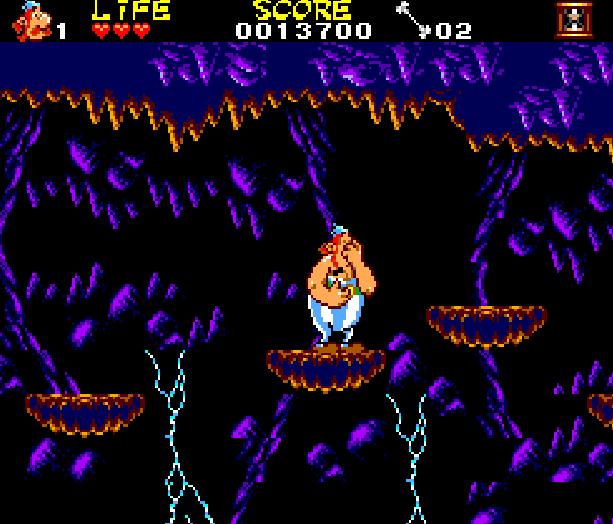 Asterix and the Secret Mision Sega Master System Xtreme Retro 11