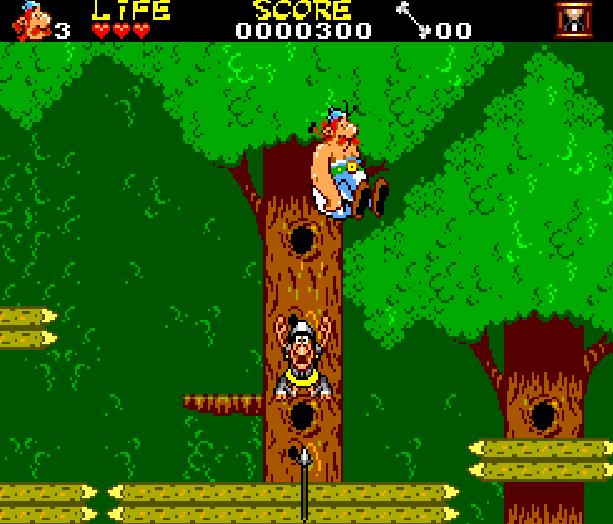 Asterix and the Secret Mision Sega Master System Xtreme Retro 3