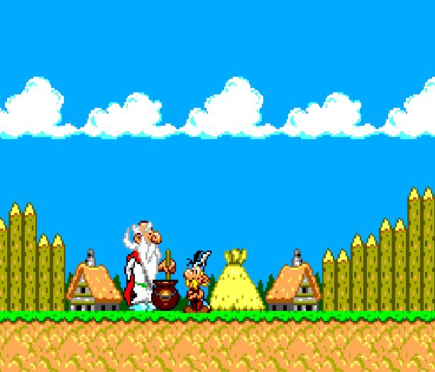 Asterix and the Secret Mision Sega Master System Xtreme Retro 6