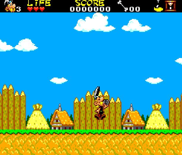 Asterix and the Secret Mision Sega Master System Xtreme Retro 7