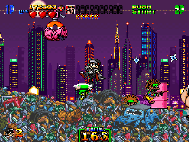Charlie Ninja Arcade Coin Op Xtreme Retro 10