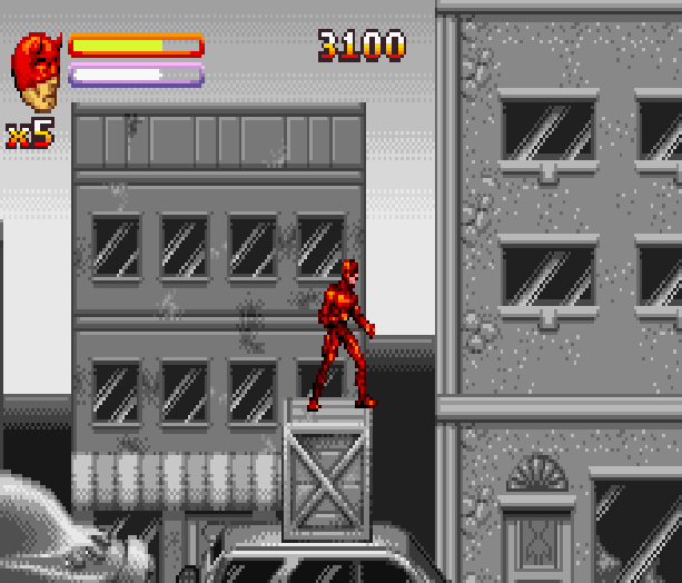 Daredevil Marvel Comics Nintendo Game Boy Advance GBA Xtreme Retro 10