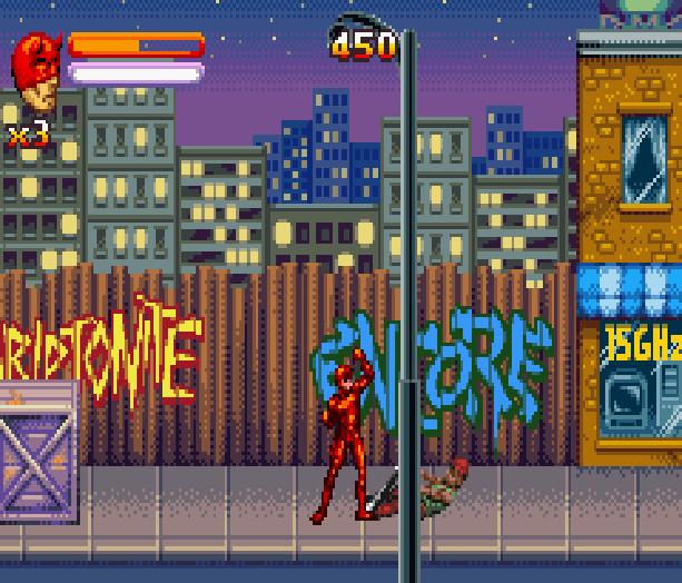 Daredevil Marvel Comics Nintendo Game Boy Advance GBA Xtreme Retro 3