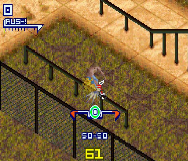 Dave Mirra Freestyle BMX3 Acclaim Nintendo Game Boy Advance GBA Xtreme Retro 12
