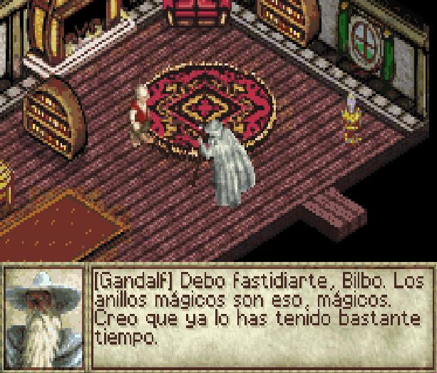 El señor de los Anillos La Comunidad del Anillo Vivendi Universal Pocket Games RPG Nintendo Game Boy Advance GBA Xtreme Retro 2