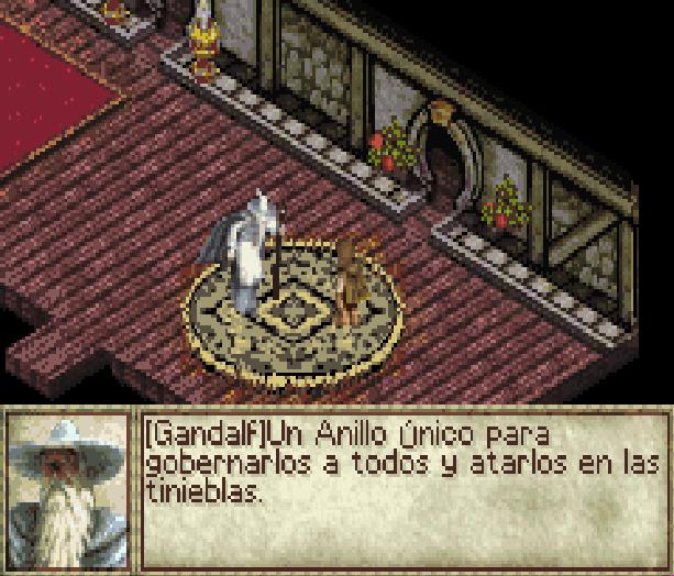El señor de los Anillos La Comunidad del Anillo Vivendi Universal Pocket Games RPG Nintendo Game Boy Advance GBA Xtreme Retro 3