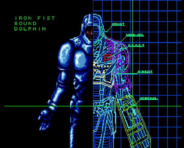 Eswat Cyber Police City Under Siege Sega Genesis Mega Drive Arcade Xtreme Retro 1