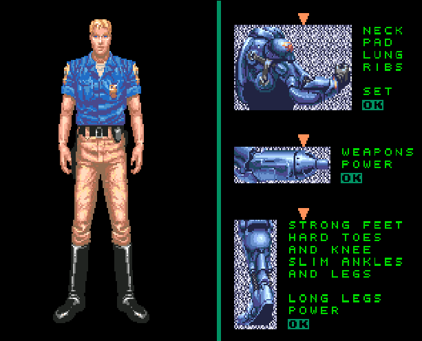 Eswat Cyber Police City Under Siege Sega Genesis Mega Drive Arcade Xtreme Retro 2